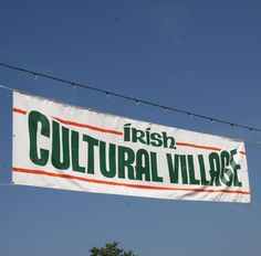 Immerse yourself in Irish art, literature, history, sports and theatre in the newly redesigned Milwaukee Irish Fest Cultural Village. There's a lot to see in the Village, which is home to the Hedge School, Harp Stage and Moore Street Market.