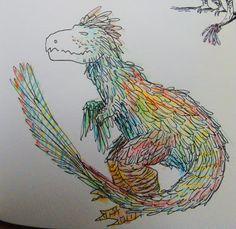 MI LABORATORIO DE IDEAS: Tirannosauro Chic
