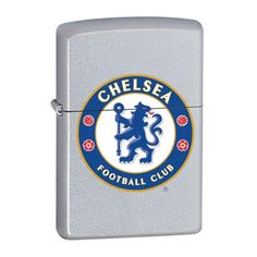 Personalised Chelsea Zippo Lighter