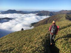 剣山〜三嶺縦走 Bradley Mountain, Mountains, Nature, Travel, Naturaleza, Viajes, Destinations, Traveling, Trips