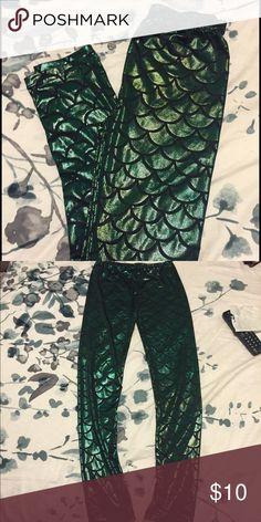 Mermaid Leggings Open to offers! Pants Leggings