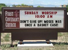 Ideas for humor christian quotes church signs Church Sign Sayings, Funny Church Signs, Church Humor, Church Memes, Catholic Memes, Church Quotes, Christian Humor, Christian Quotes, Christian Artwork