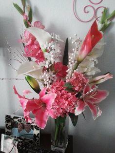 floral arrangements :)