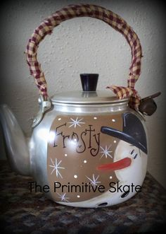 The Primitive Skate: Part Two... Repurposing Thrifty Finds....