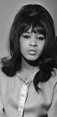 Ronnie Bennett (later Ronnie Spector)   60 Iconic Women Who Prove Style Peaked In The '60s