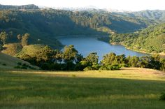 I love that this is my back yard. #CaliforniaLove  lake chabot, castro valley | Lake Chabot