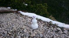 Herzogstand #Kochelsee #Walchensee #Bayern #wandern #Bavaria #hiking #snow #snowman #Christmas