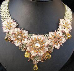 Lemon Drop Necklace by Cielo Design