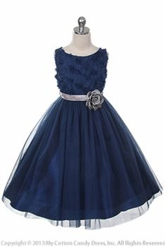 Flower girl dress-can order in different colors