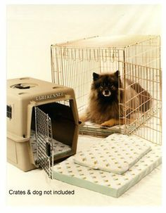 PoochPad Ultra-Dry Crate Pad for Carriers, Medium - http://www.thepuppy.org/poochpad-ultra-dry-crate-pad-for-carriers-medium/