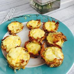 Entertaining this weekend? Impress guests with Hash Brown Egg Nests! #Recipe here: https://goo.gl/fjcuJi