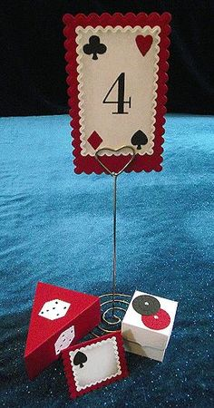 1000+ ideas about Casino Themed Centerpieces on Pinterest | Casino ...