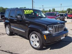Good Used 2012 Jeep Liberty Limited Jet Edition 4x4 For Sale | Rochester NH