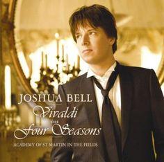 ヴィヴァルディ:ヴァイオリン協奏曲集「四季」&タルティーニ:悪魔のトリル