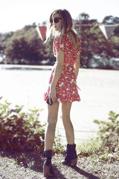 SUMMER DRESS | Emma Elwin