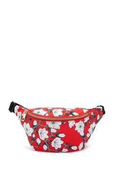 c59743fe4484 Product Name:Floral Print Fanny Pack, Category:ACC_Handbags, Price:12.9 F21