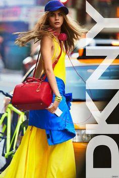 初夏のオシャレコーデはビビッドカラーが映える♡ ◇◆◇ビビットカラーのファッション スタイル参考コーデ◇◆◇