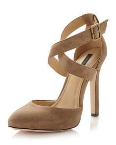 High Heels :     Picture    Description  Suede Pump    - #Heels https://glamfashion.net/fashion/shoes/heels/high-heels-suede-pump/
