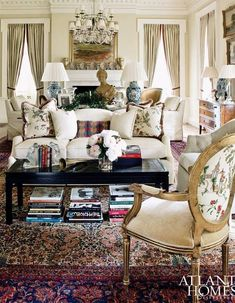 The Chinoiserie Living Room | Chinoiserie Chic | Bloglovin'
