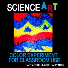 ScienceART - Color creation #2 http://www.teacherspayteachers.com/Product/Color-Creation-2-Mixing-Colors-Magic-803359 MIXING COLORS CAN BE A MAGICAL EXPERIENCE!!! DOWNLOAD INCLUDES: printable coloring sheets, PDF lesson plan, Step by step photos. This lesson can be used as a science lesson, in addition to art. Using watercolor markers in the primary colors of red, yellow, and blue, children will create secondary colors. http://www.teacherspayteachers.com/Store/Art-Action-Laurie-Carpenter