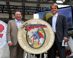 Superman 75th Anniversary Coin | Royal Canadian Mint Has Released 7 Superman 75th Anniversary Coins