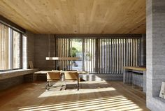 This single family house built from an old farm back in 2009 by Ruinelli Associati Architetti is located in Soglio, Switzerland. Contemporary Barn, Contemporary Architecture, Architecture People, Architecture Design, Barn Pictures, Living In Europe, House Built, Interiores Design, Exterior Design