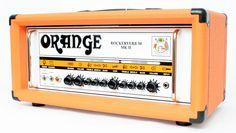Orange Rockerverb head