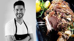 Søndag skal den kjente TV-kokken Danièl Rougè Madsen lage lammelår med deilig tilbehør - og du kan følge med hele veien direkte her på Godt. Tandoori Chicken, Steak, Turkey, Ethnic Recipes, Food, Turkey Country, Meals, Yemek, Eten