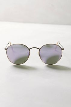 fbedfad9d6 Keyhole Round Sunglasses by Ray-Ban #anthrofave #anthropologie Lentes,  Gafas, Bajo