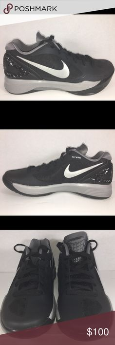Nike Zoom Volley Hyperspike Volleyball Shoes 9.5 Excellent New Condition See Pictures With Details New Without Box. Nike Zoom Volley Hyperspike Women's Lace Up Volleyball Shoes Size 9.5 S471 Nike Shoes Athletic Shoes