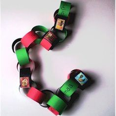 This Kwanzaa Chain is a simple project that can be used to teach the littlest crafters the seven principles of Kwanzaa. Kwanzaa is not a religious holiday Holiday Activities, Holiday Crafts, Holiday Ideas, Classroom Activities, Enrichment Activities, Holiday Themes, Summer Activities, Learning Activities, Preschool Activities