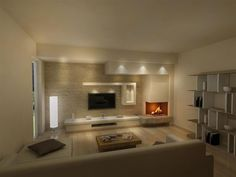 Wonderful Useful Tips: Transitional Fireplace Luxury Homes transitional furniture coffee tables. Transitional Fireplaces, Modern Fireplace, Living Room With Fireplace, Fireplace Design, Home Living Room, Living Room Designs, Living Area, Transitional Living Rooms, Transitional House