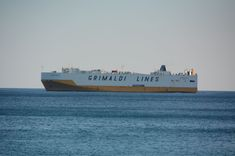 Just in front of my house on her arrival - GRAND BENELUX
