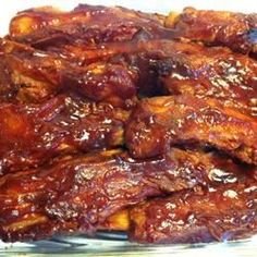 Never a leftover. You can also add finely chopped onions, soy sauce, etc.Place the ribs in a large stock pot with enough water to cover. Bring the water to a boil and cook over … Rib Recipes, Grilling Recipes, Cooking Recipes, Smoker Recipes, Dinner Recipes, Yummy Recipes, Potluck Recipes, Healthy Recipes, Vegetarian Cooking
