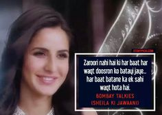 12 Iconic Dialogues From Zoya Akhtar Films That'll Liberate The Free Soul Within You Song Lyric Quotes, Movie Quotes, True Quotes, Lyrics, Famous Dialogues, Movie Dialogues, Drama Quotes, Attitude Quotes, Filmy Quotes
