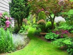 welcoming landscaping