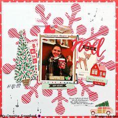 creating {non}sense: My Creative Scrapbook December Kits Reveal Day!!!