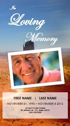 dove printable funeral card for microsoft word printable funeral