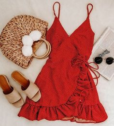 New Era Clothing For Women - Outfits Cute Summer Outfits, Cute Casual Outfits, Spring Outfits, Casual Dresses, Summer Dresses, Stylish Outfits, Mode Rockabilly, Rock Chic, Mode Style