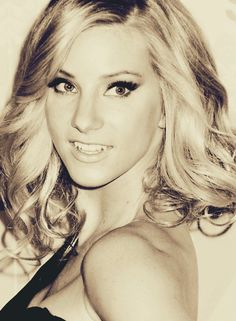 Heather Morris - The BEST dancers in the world are the ones that you cannot take your eyes off of!