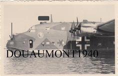 173.Foto Luftwaffe Deutsche Flugboot Blohm & Voss BV 222 Wiking - Top Selten ! | eBay
