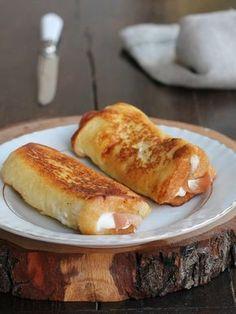 I rotolini di pane sono un salve cena veloce che si prepara in pochi minuti, con pochissimi ingredienti e senza forno. Scommettiamo che vi piaceranno?