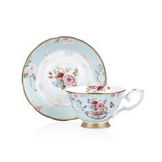 SANDRA Tee- und Kaffeetassen 6er Set