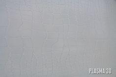 Żywica dekoracyjna PLASMA 3D marki LOGGIA. Wzór krokodylej skóry.