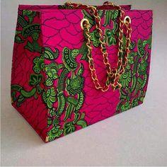 African print bag                                                                                                                                                      More