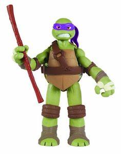 b109129d54f Amazon.com: Teenage Mutant Ninja Turtles Power Sound FX Donnie: Toys &