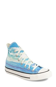 Converse Chuck Taylor® All Star® 'Photo Sun' High Top Sneaker (Women)