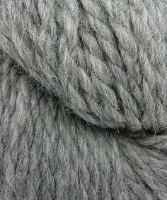 :Eco Alpaca #1518: Charcoal Cascade Yarns