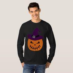 Witch pumpkin T-Shirt - diy cyo customize create your own personalize