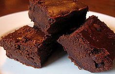 Slimmed Down Brownies Recipe